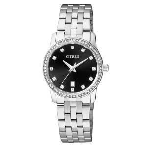 [シチズン]Citizen 腕時計 Quartz Stainless Steel Watch Case EU6030-56E [逆輸入]