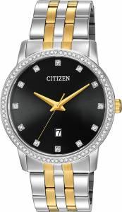 [シチズン]Citizen 腕時計 Quartz Two Tone Stainless Steel Watch Case BI5034-51E [逆輸入]