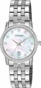 [シチズン]Citizen 腕時計 Quartz Stainless Steel Watch Case EU6030-56D [逆輸入]