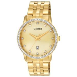 [シチズン]Citizen 腕時計 Quartz Gold Tone Stainless Steel Watch Case BI5032-56P [逆輸入]