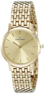 [クロードベルナール]claude bernard Gents Slim Line Analog Display Swiss 20201 37JM DI