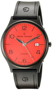 [クロードベルナール]claude bernard  Dress Code Stainless Steel Watch 70173 37NCA RO