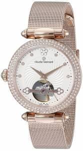 [クロードベルナール]claude bernard Dress Code Rose GoldTone Automatic Watch 85023 37RPM APR