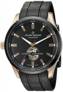 [クロードベルナール]claude bernard Aquarider Stainless Steel Watch with 85026 37RNCA NIR