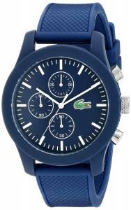[ラコステ]Lacoste 腕時計 12.12 Analog Display Japanese Quartz Blue Watch 2010824 メンズ