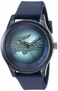 [ラコステ]Lacoste  Victoria Analog Display Japanese Quartz Black Watch 2000919 レディース