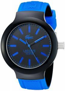 [ラコステ]Lacoste 腕時計 BORNEO Analog Display Japanese Quartz Blue Watch 2010815 メンズ