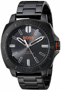 [ヒューゴボス]HUGO BOSS BOSS Orange SAO PAULO Analog Display Japanese Quartz Black 1513241