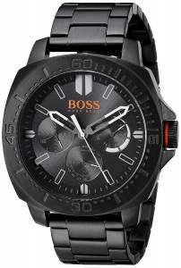 [ヒューゴボス]HUGO BOSS BOSS Orange SAO PAULO Analog Display Japanese Quartz Black 1513252