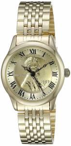 [オーガストシュタイナー]August Steiner Analog Display Japanese Quartz Gold Watch CN011YG