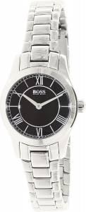 [ヒューゴボス]HUGO BOSS  Ambassador Silver StainlessSteel Quartz Watch 1502376