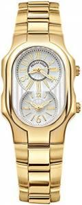 [フィリップ ステイン]Philip Stein Signature Yellow Goldtone Bracelet Watch 1GP-MWG-SS3GP