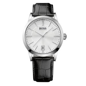 [ヒューゴボス]HUGO BOSS 腕時計 BLACK Success watch w/ Date, 1513130 メンズ