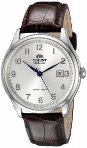 [オリエント]Orient  Duke Analog Display Japanese Automatic Brown Watch FER2J004S0 メンズ