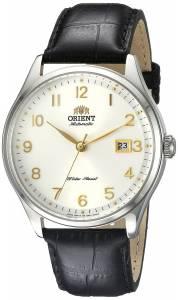 [オリエント]Orient  Duke Analog Display Japanese Automatic Black Watch FER2J003W0 メンズ
