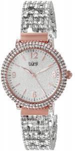 [バージ]Burgi  Round Silver Dial Three Hand Quartz Bracelet Watch BUR140RG レディース