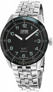 [オリス]Oris Artix GT Calobra Day Date Limited Edition II Black Leather Strap 73577064494SET