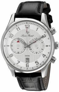 [ルシアン ピカール]Lucien Piccard  Navona Analog Display Quartz Black Watch LP-11187-02S