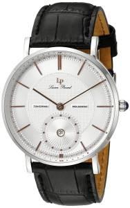 [ルシアン ピカール]Lucien Piccard Taverna Analog Display Quartz Black Watch LP-40003-02S-RGA