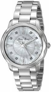 [ルシアン ピカール]Lucien Piccard Balarina Analog Display Quartz Silver Watch LP-40000-22MOP