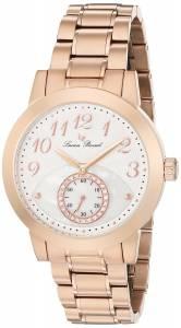 [ルシアン ピカール]Lucien Piccard Garda Analog Display Quartz Rose Gold Watch LP-40002-RG-22