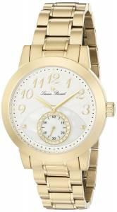 [ルシアン ピカール]Lucien Piccard  Garda Analog Display Quartz Gold Watch LP-40002-YG-22
