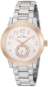 [ルシアン ピカール]Lucien Piccard Garda Analog Display Quartz Two Tone Watch LP-40002-SR-22
