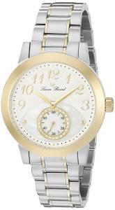 [ルシアン ピカール]Lucien Piccard Garda Analog Display Quartz Two Tone Watch LP-40002-SG-22
