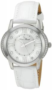 [ルシアン ピカール]Lucien Piccard Dalida Analog Display Quartz White Watch LP-40001-02S-WHT