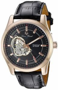 [ルシアン ピカール]Lucien Piccard Morgana Rose GoldTone HandWind Watch with LP-40006M-RG-01