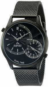 [オーガストシュタイナー]August Steiner  Analog Display Quartz Black Watch AS8168BK