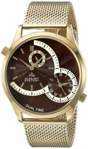 [オーガストシュタイナー]August Steiner  Analog Display Quartz Gold Watch AS8168YGBR