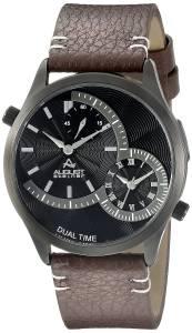 [オーガストシュタイナー]August Steiner  Analog Display Quartz Brown Watch AS8167BKBR