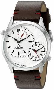 [オーガストシュタイナー]August Steiner  Analog Display Quartz Brown Watch AS8167SSBR