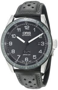 [オリス]Oris 腕時計 Analog Display Swiss Automatic Black Watch 73577064494LS メンズ