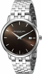 [レイモンドウィル]Raymond Weil  Analog Display Quartz Silver Watch 5488-ST-70001 メンズ