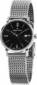 [モーリス ラクロア]Maurice Lacroix Eliros Stainless Steel Mesh Bracelet EL1084-SS002-313-1