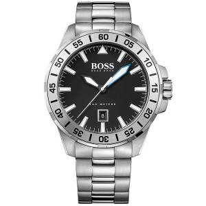 [ヒューゴボス]HUGO BOSS 腕時計 Deep Ocean Stainless Steel Watch 1513234 メンズ