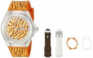 [テクノマリーン]TechnoMarine  Cruise Tiger Analog Display Quartz Two Tone Watch TM-114011