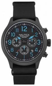 [ノーティカ]Nautica 腕時計 Nylon Watch NAI16514G メンズ [並行輸入品]