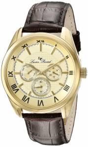 [ルシアン ピカール]Lucien Piccard  Odessy Analog Display Quartz Brown Watch 10153-YG-010