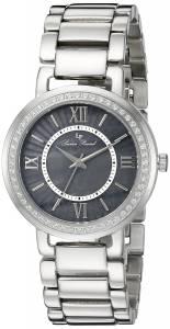 [ルシアン ピカール]Lucien Piccard  Alice Analog Display Quartz Silver Watch LP-11902-11MOP
