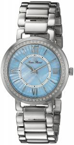 [ルシアン ピカール]Lucien Piccard Alice Analog Display Quartz Silver Watch LP-11902-TURMOP