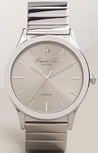 [ケネスコール]Kenneth Cole New York Genuine Diamond Analog Display Japanese Quartz 10024366