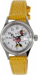 [インガソール]Ingersoll Minnie Mouse IND 25564 Disney Minnie Moving Arm Analog IND 25564N