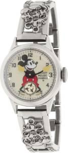 [インガソール]Ingersoll Mickey Mouse IND 25832 Disney Mickey 30s Mechanical Analog IND 25832N