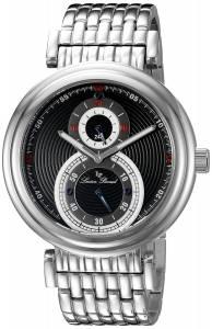 [ルシアン ピカール]Lucien Piccard  Polaris Analog Display Quartz Silver Watch LP-10618-11