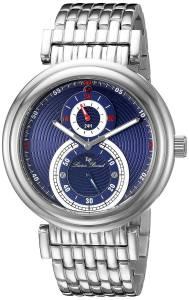[ルシアン ピカール]Lucien Piccard  Polaris Analog Display Quartz Silver Watch LP-10618-33