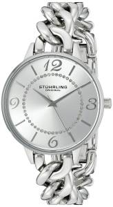 [ステューリングオリジナル]Stuhrling Original Vogue Analog Display Quartz Silver 588.01
