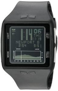 [ベスタル]Vestal 腕時計 Brig Digital Display Quartz Black Watch BRG030 ユニセックス
